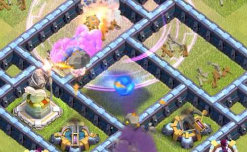 Clash Of Clans Mod Apk Town Hall 13