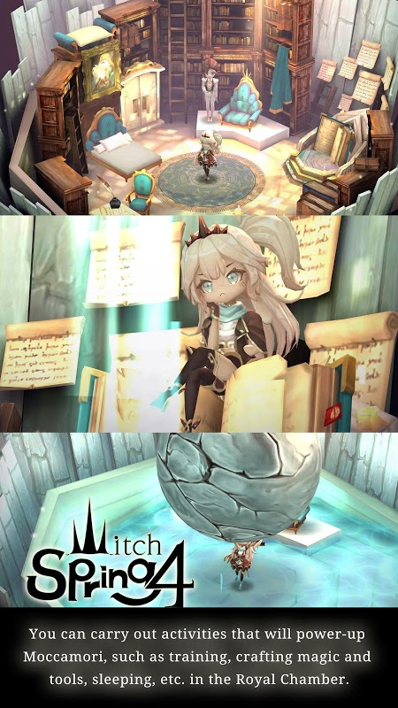 Witch Spring 4 Apk