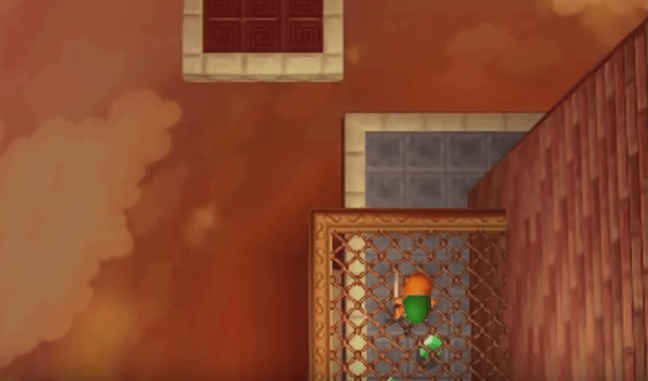 The Legend of Zelda: A Link Between Worlds, puzzle hint strategy