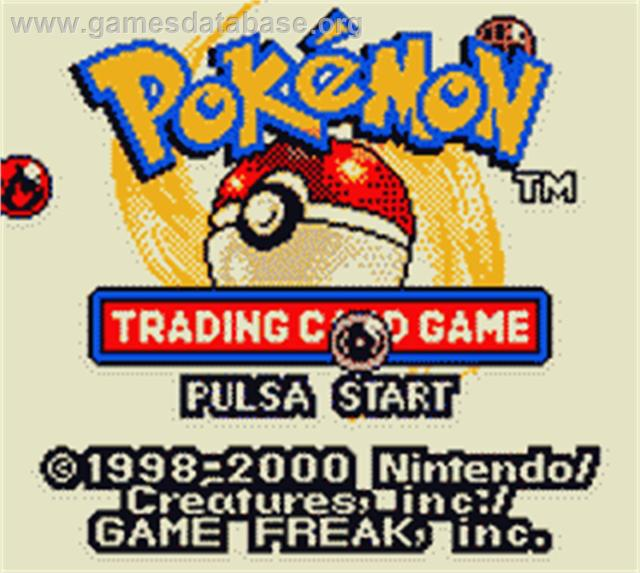 pokemon trading card game rom | Applydocoument co