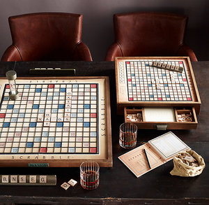 Large Scrabble Board Game