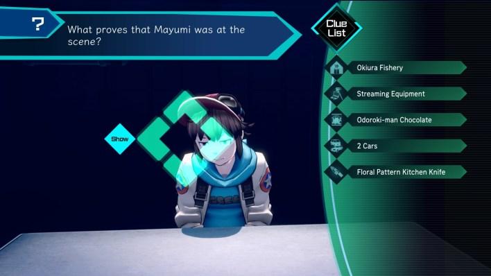 AI: The Somnium Files Review