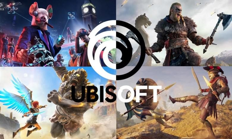 Ανοιξιάτικες Προσφορές Ubisoft