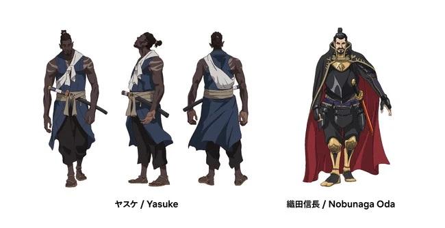 Δείτε το νέο trailer της σειράς Yasuke