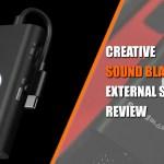 Creative Soundblaster G3