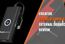 Creative Sound Βlaster G3 Review