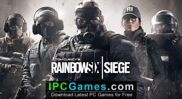 Tom Clancy's Rainbow Six Siege CD Key +Crack PC Game Free Download