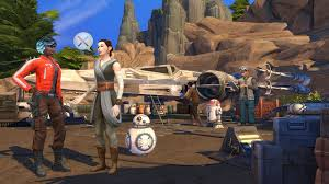 The Sims Star War Crack