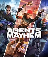 Agents Of Mayhem Crack