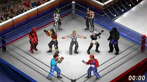 Fire Pro Wrestling World Crack