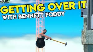 Getting Bennett Foddy Crack