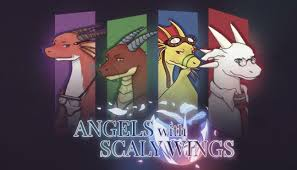 Angels Scaly Wings Crack