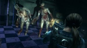 Resident Evil Revelations Jill Valentine