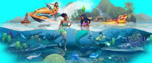 The Sims 4 Island Living crack
