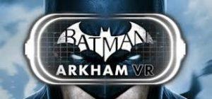 Batman Arkham Vr Vrex crack