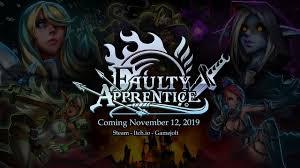 Faulty Apprentice Fantasy Visual  crack