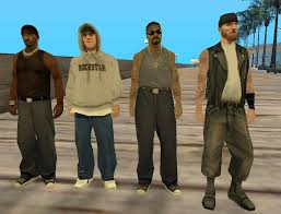 Grand Theft auto San Andreas Crack