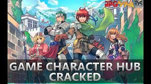 Character Hub Crack