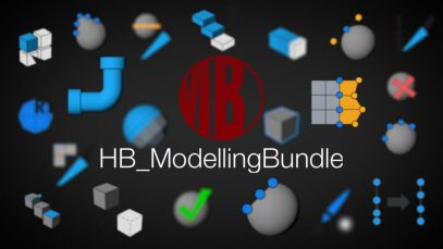 HB Modelling Bundle 2.2 Free Download