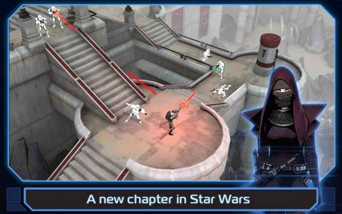 Star Wars Uprising download free