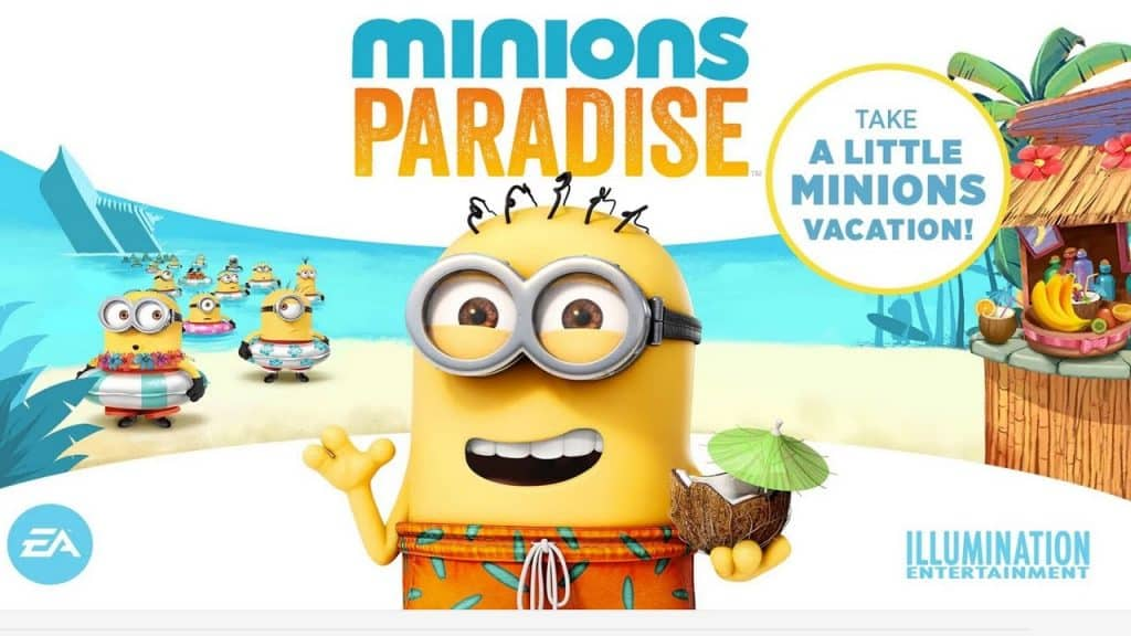 minions paradise for pc free download