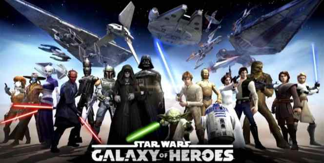 Star Wars Galaxy of Heroes pc download