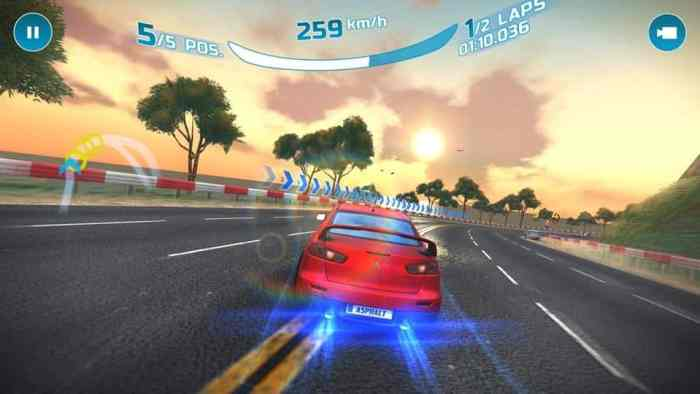 download Asphalt Nitro for desktop
