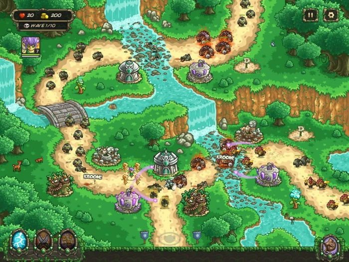 download Kingdom Rush Origins desktop windows