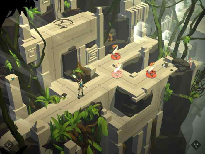 download Lara Croft GO free