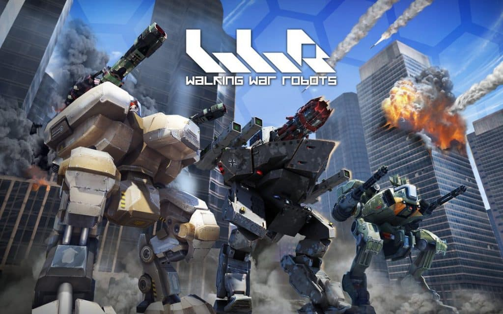Download walking war robots by pixonic for pc youtube.