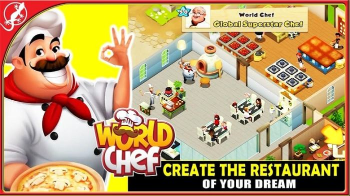 download World Chef free