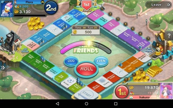 download Disney Magical Dice free