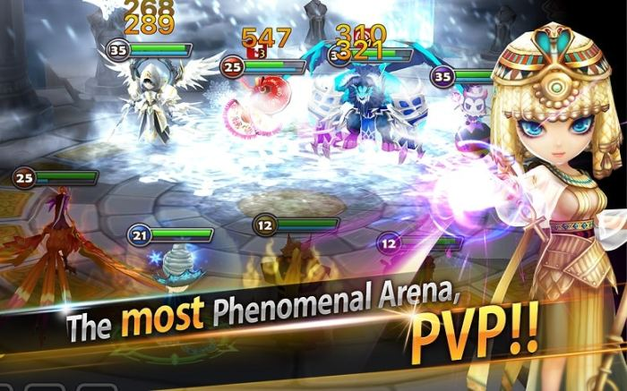 download Summoners War Sky Arena free