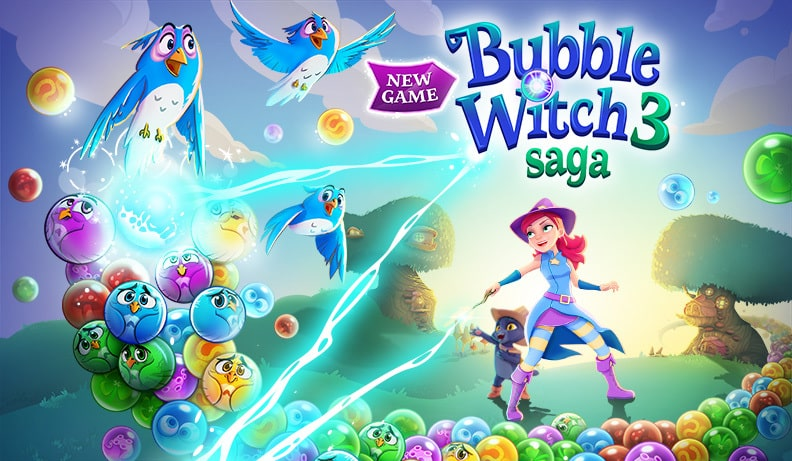 Bubble Witch 3 Saga - Download