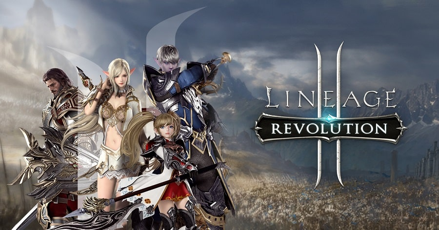 Lineage 2: Revolution for PC – Free Download