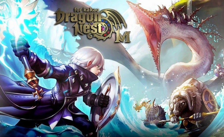 Dragon Nest Pc