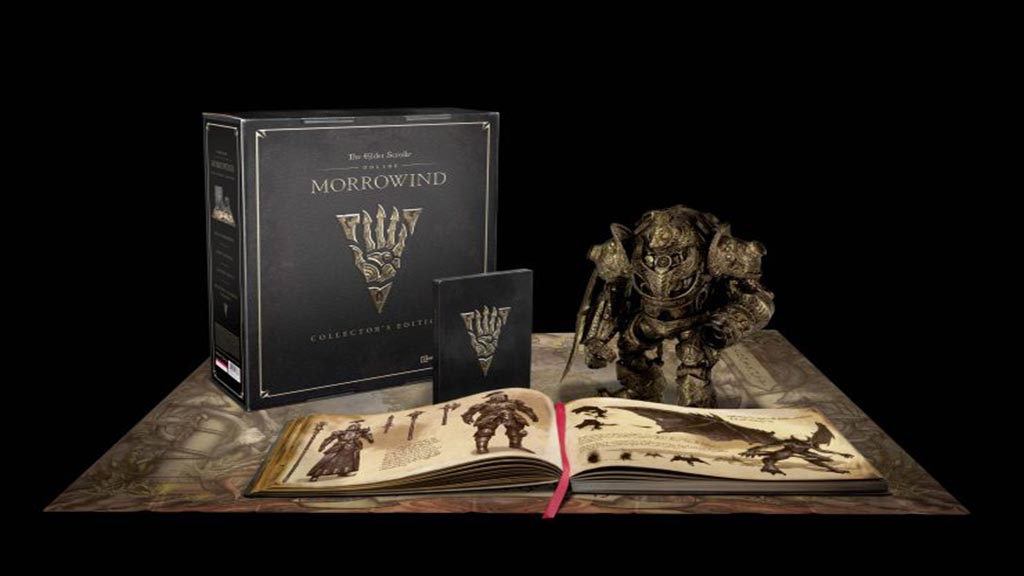 The Elder Scrolls Online: Morrowind / Collector's Edition