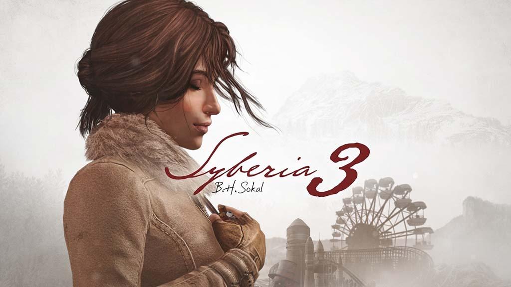 Syberia 3 BH Sokal