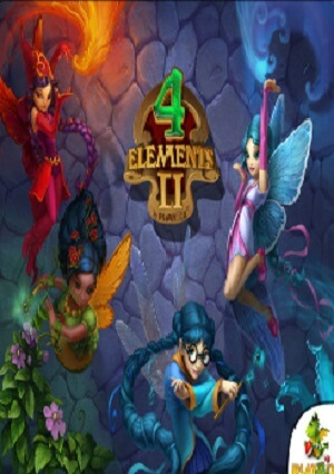 4 Elements II game cover
