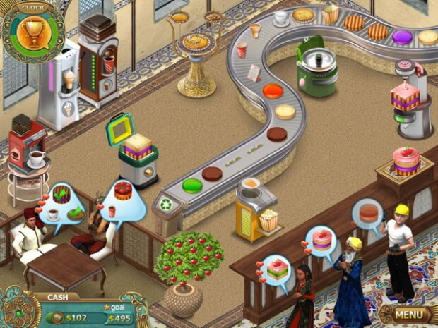 Cake Shop 3 Video Game screen shot 2