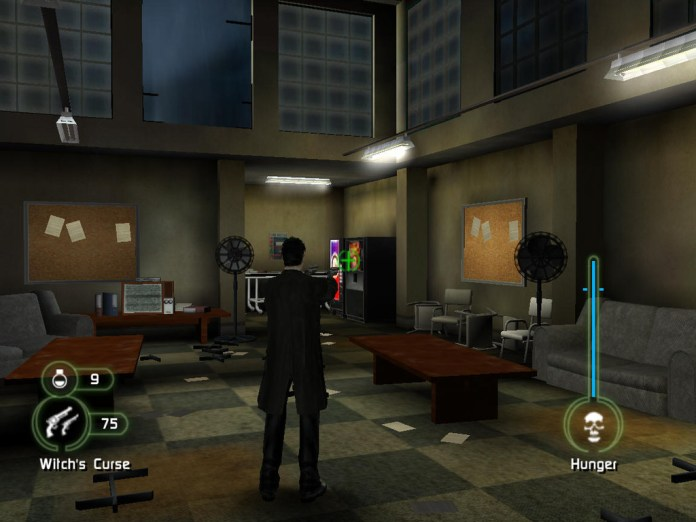 Constantine (PC) Game Screen Shot 1