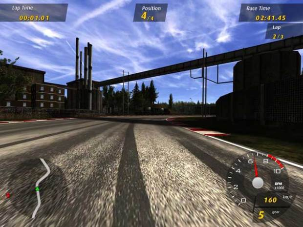GTI Racing (PC) Screenshot 3