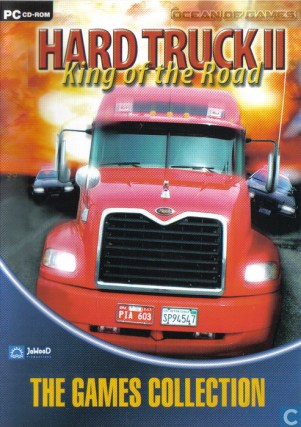 Hard Truck 2 King of the Road Free Download Cover