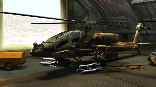 Heli Heroes (PC) Screen Shot 1