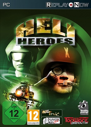Heli Heroes Game Cover