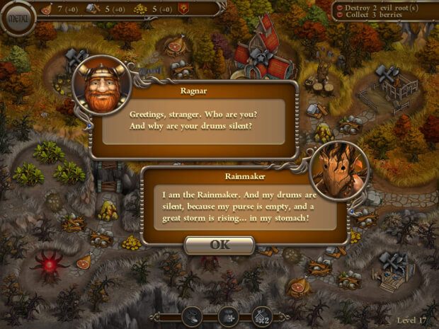 Northern Tale pc game screen shot 2