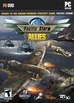 Pacific Storm Allies (PC) Cover