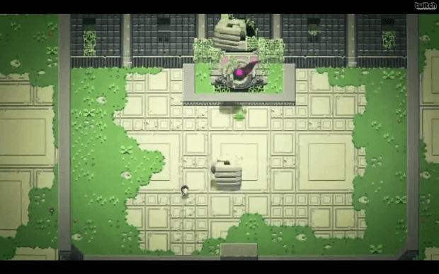 Titan Souls Video Game screen shot 3