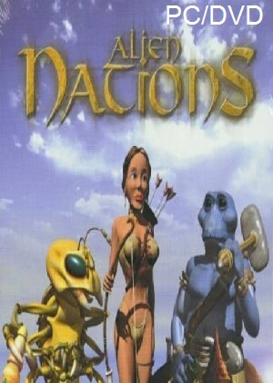 Alien Nations pc game cover