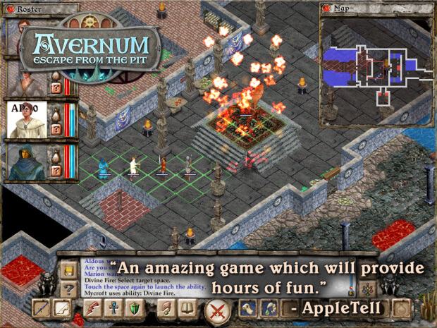 Avernum Escape From the Pit pc game screenshot 2